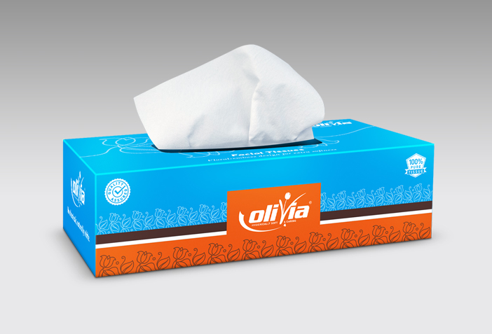 Facial Box Tissue